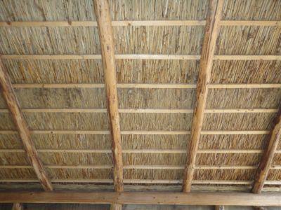 Open dakconstructie